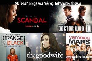 Binge Watching shows