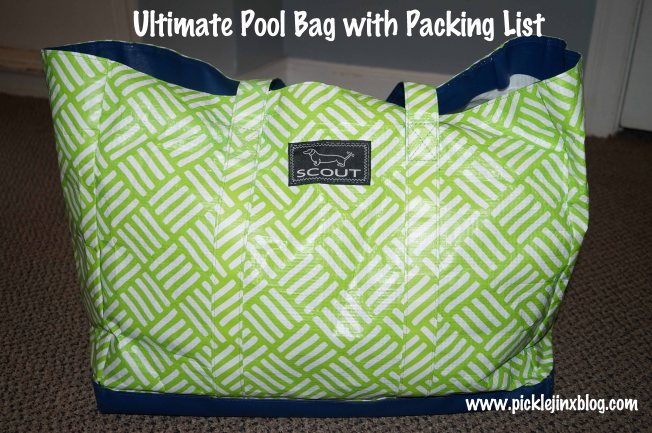 Ultimate Pool Bag