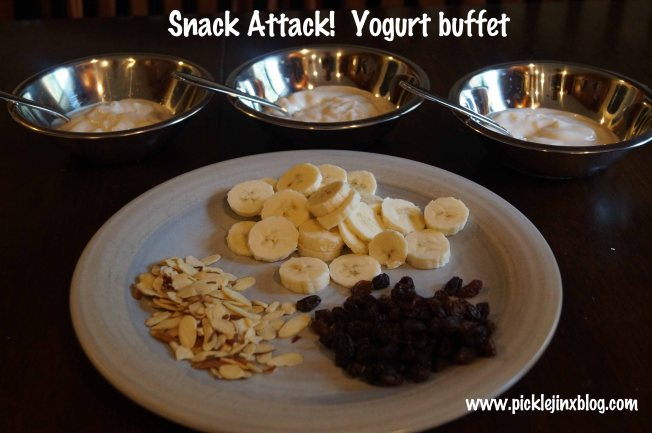 Yogurt Buffet