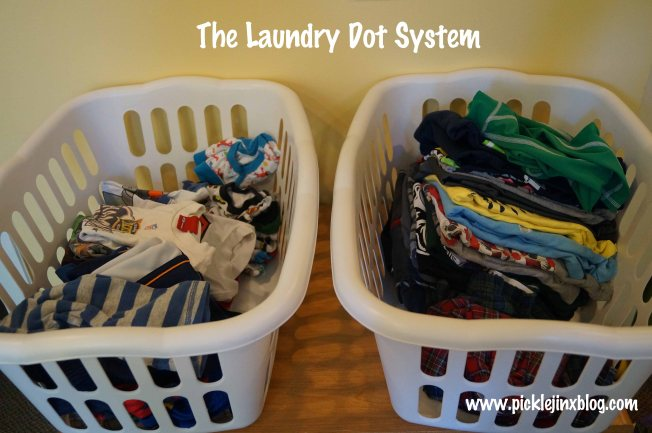 The Laundry Dot System